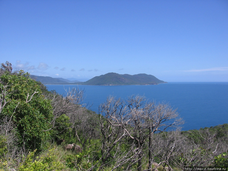 Остров + остров = Фитцрой айлэнд, Австралия. Остров Фитцрой, Австралия