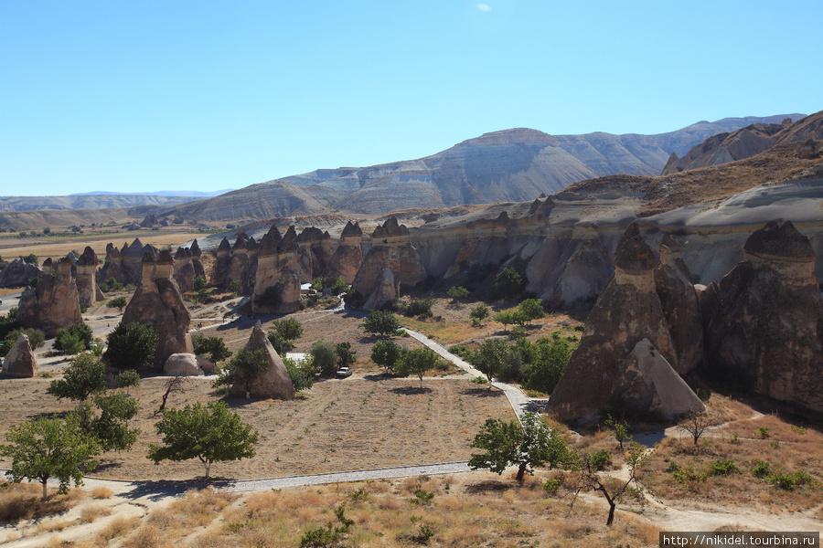 долина Пашабаджи (Pashabagi Valey)