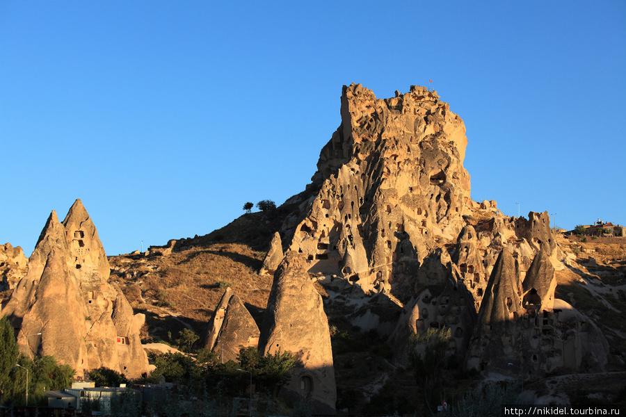 пещерная крепость Учисар