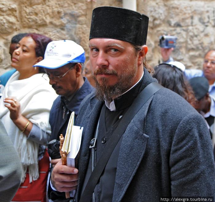 Иерусалим, Виа Долороза, 22.04.2011