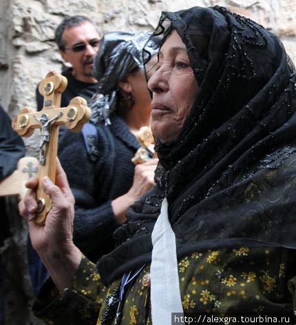 Иерусалим, Виа Долороза