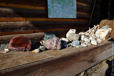 минералы, найденные сотрудниками музея