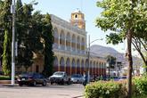 Здание муниципалитета в Чикимуле