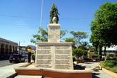 Памятник в Чикимуле