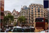Дом Бальо (кат. Casa Batlló; по-русски иногда неправильно пишется «Батло» и «Батльо») — жилой дом, построенный в 1877 году для текстильного магната Жозепа Бальо-и-Касановаса по адресу: Пассеч-де-Грасиа (Passeig de Gràcia), 43 в районе Эшампле в Барселоне (Испания) и перестроенный архитектором Антонио Гауди в 1904—1906 годах.  Наиболее замечательной особенностью дома Бальо является практически полное отсутствие в его оформлении прямых линий. Волнистые очертания проявляются как в декоративных деталях фасада, высеченных из тёсанного камня, добываемого на барселонском холме Монжуик, так и в оформлении интерьера. Главный фасад выходит на проспект Passeig de Gracia, задний — внутрь квартала.