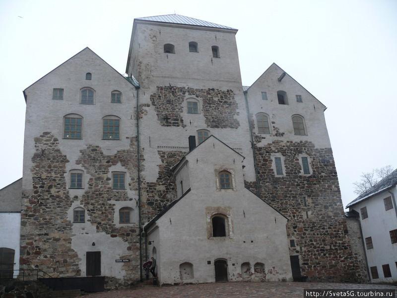 Крепость в Турку.