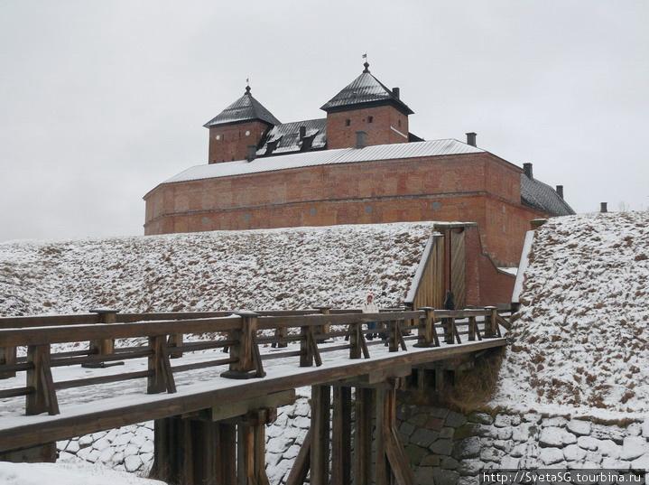 Крепость Хямеелинна.