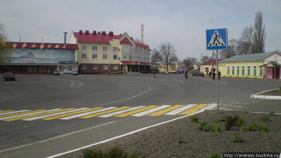 Чистейший городок Туров