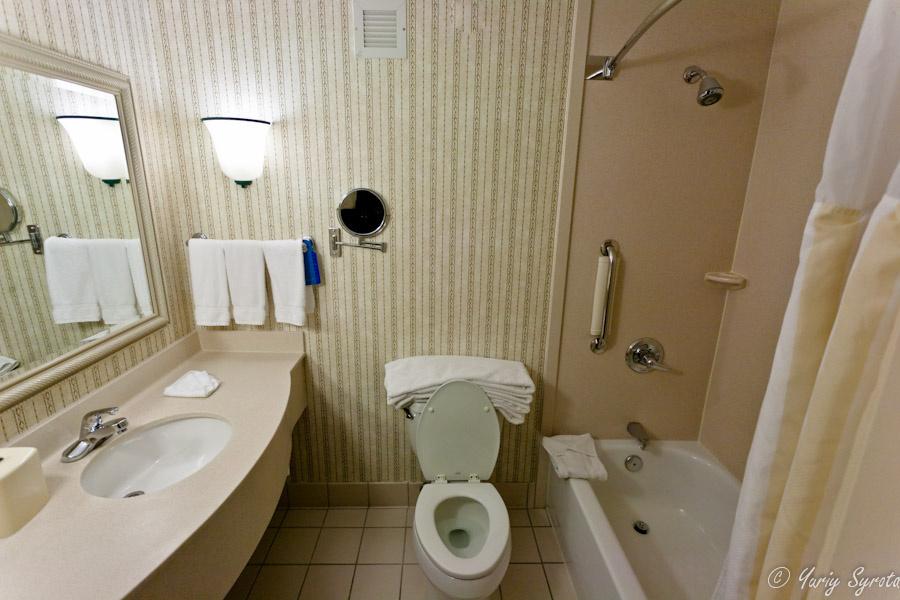 Туалет/ванна.