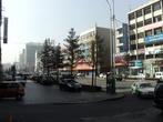 На улицах города.