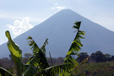 Отсюда прекрасно виден конус вулкана Консепсьоне