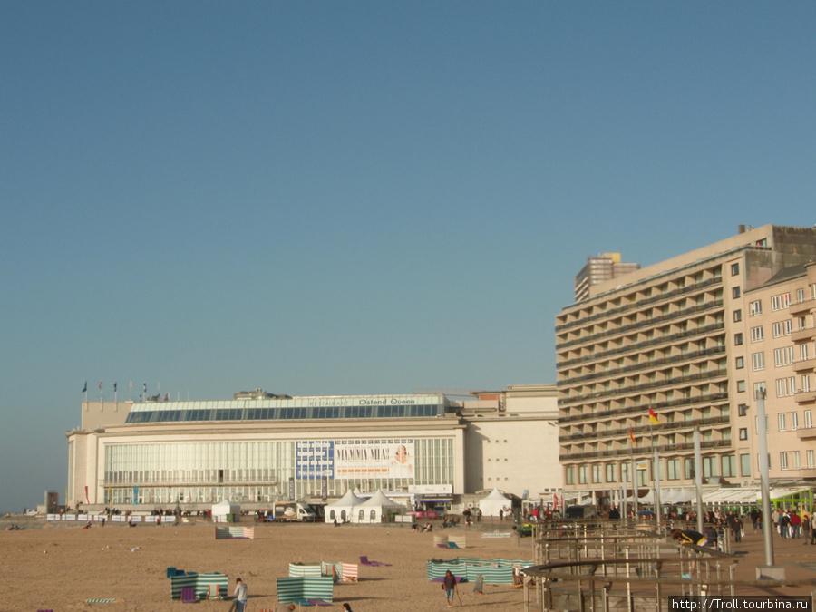 Вид со стороны набережной