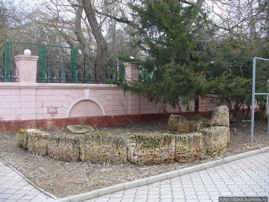 Лапидарная (каменная) выставка