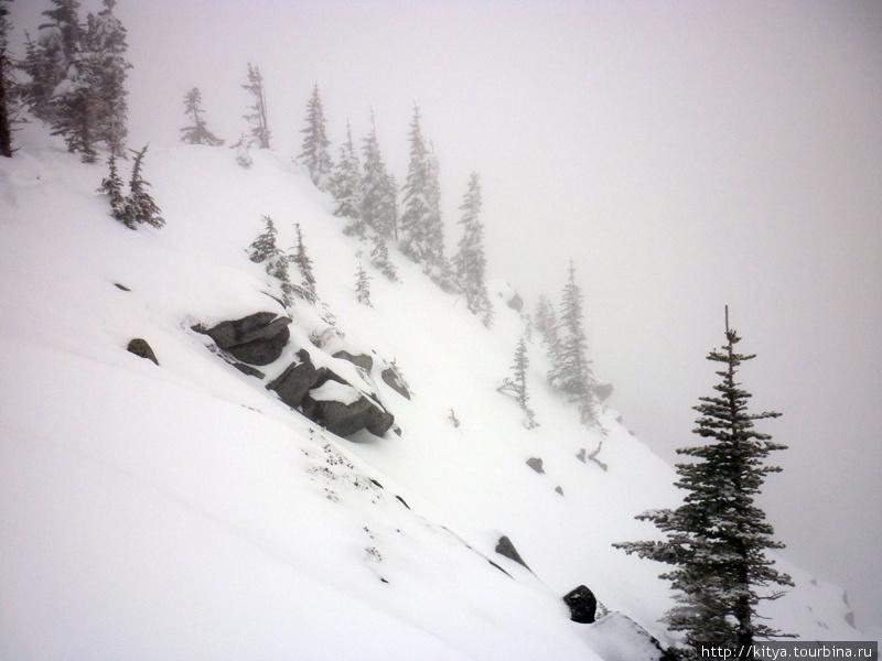 Гора Неизвестная