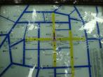 Схема площади Цзефанбэй
