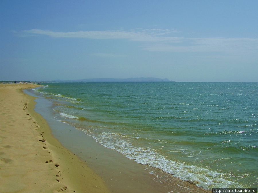 Море и пляжи