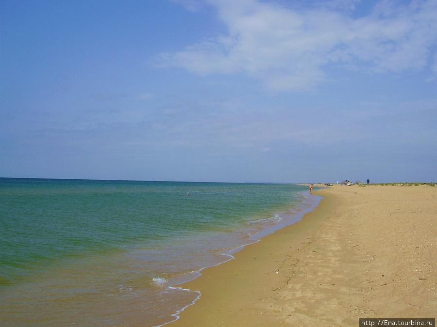 Золотые пляжи