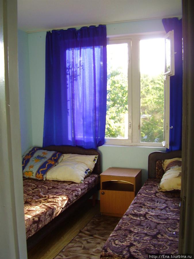 Мини-гостиница на ул. Октябрьской, 10. Уютный номерок