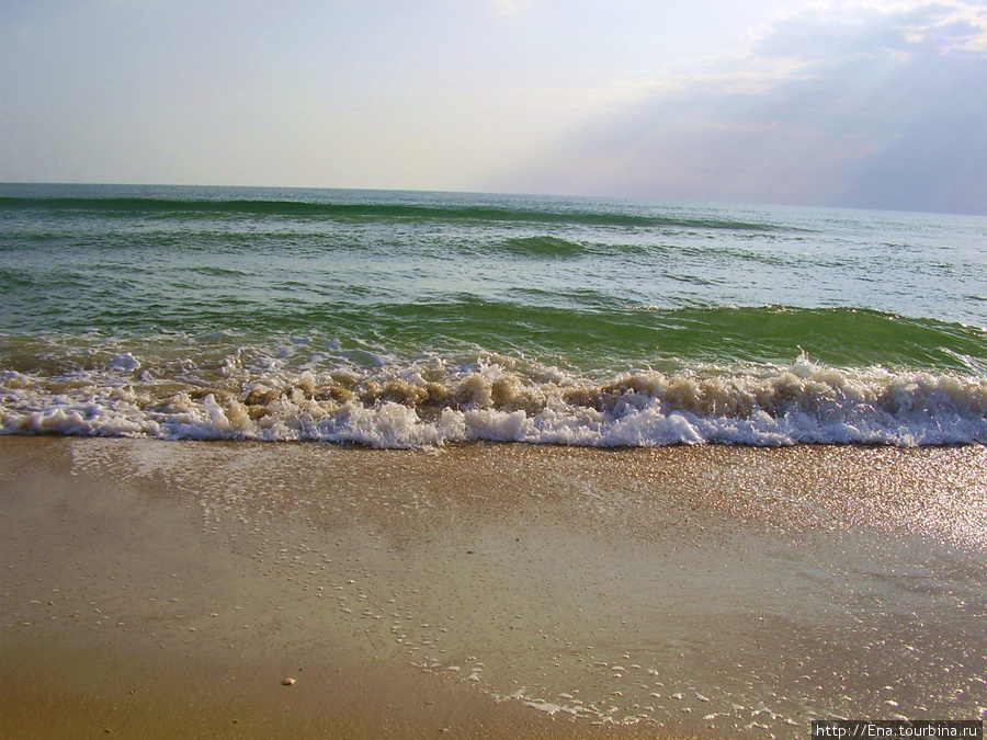 Черное море!