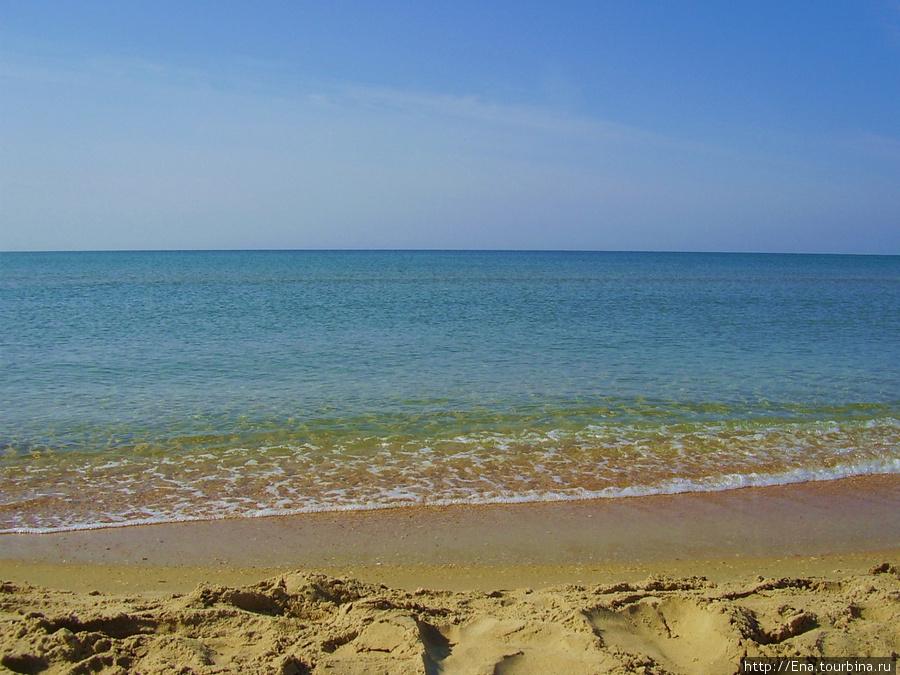 Витязевский пляж