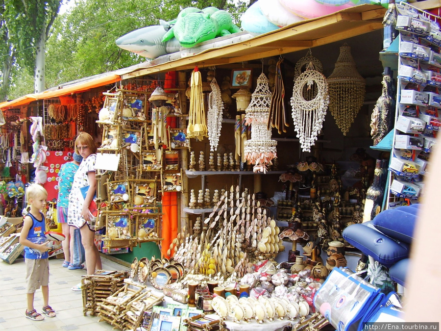 Черноморские сувениры