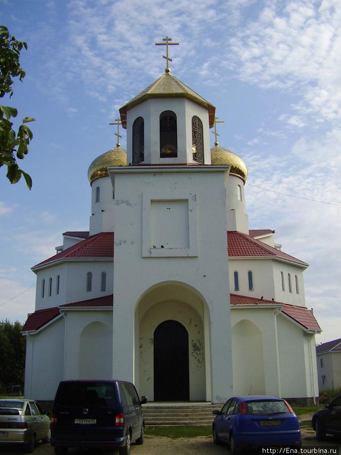 Георгиевская церковь.