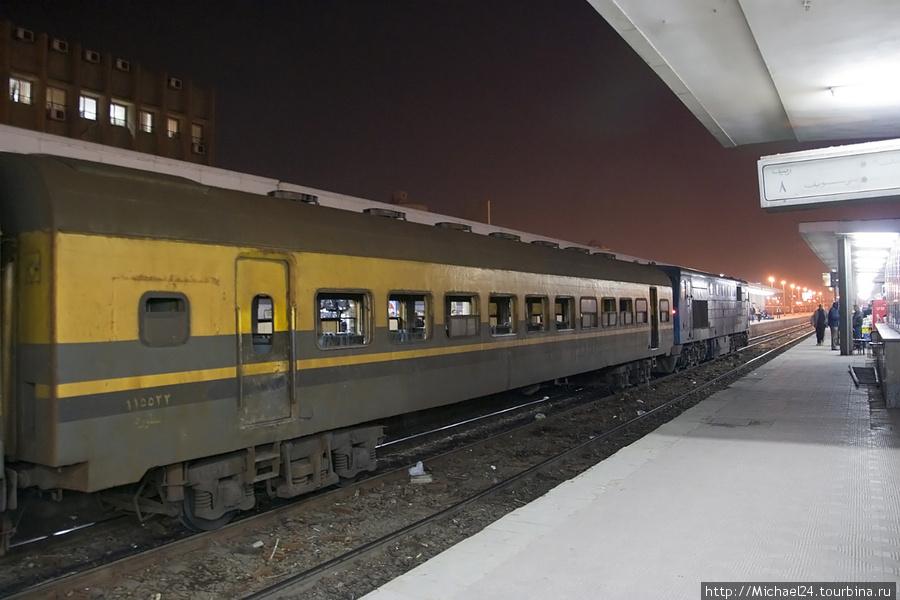 Пригородный поезд третьего класса