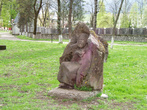 Скульптурный портрет Коста Хетагурова