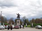 Памятник В.Гергиеву
