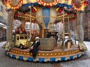 Ура! В Москву приедет рождественская ярмарка из Страсбурга!