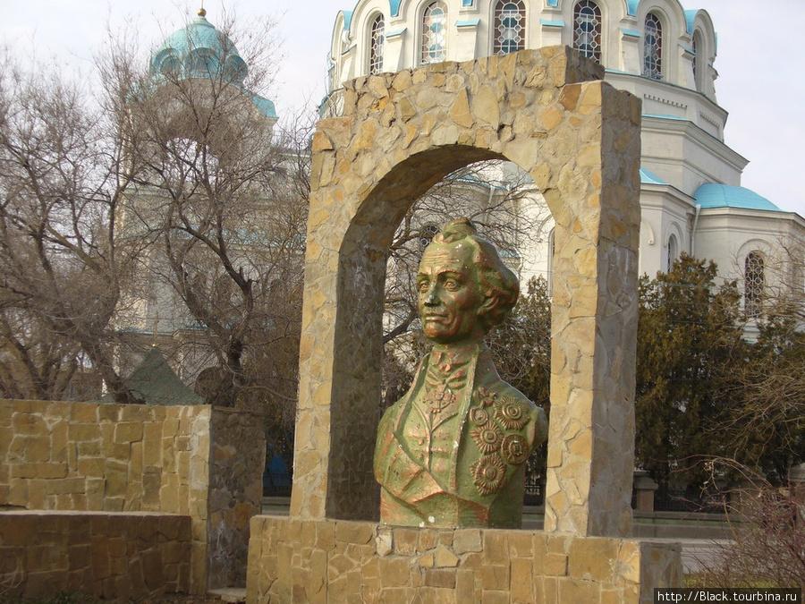 Суворовский редут