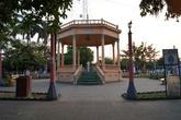 Центральная площадь в Ривасе