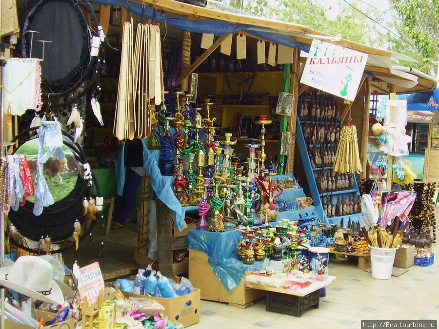 Сувениры в Анапе