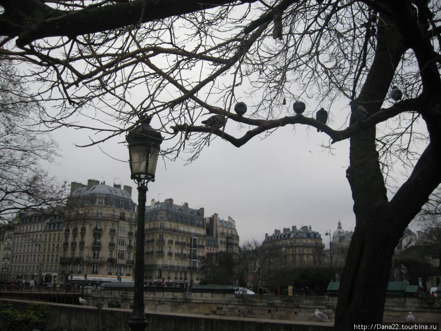 Париж уникален во всём.