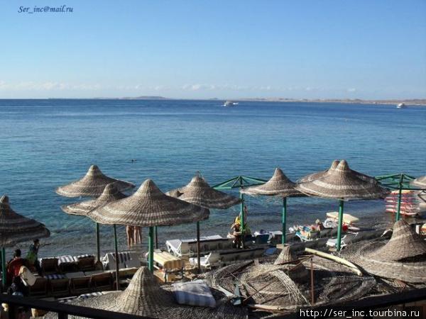 Пляж Эль Фанара