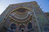 Портальный вход в мечеть.