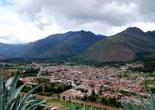Урубамба считается самым крупным поселением в священной долине Урубамба