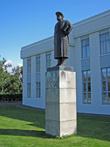 памятник Снорри Стурлуссону