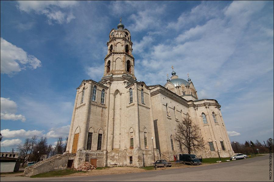 Уникальные церкви Рязанщины. Гусь-Железный и Пет Гусь-Железный, Россия
