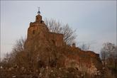 Жалко, что и эта церковь не восстанавливается, ведь подобной архитектуры у нас в Центральной России единицы...