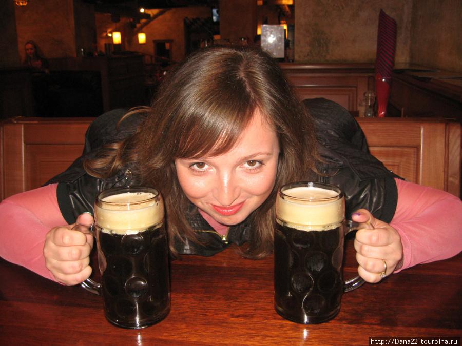 Сногсшибательное пиво :)