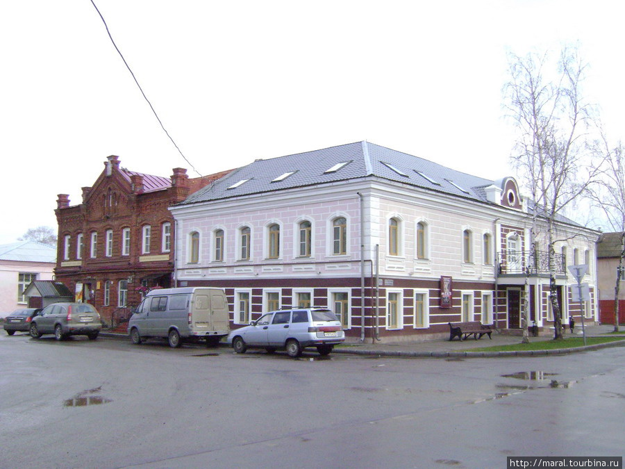 Купеческий облик Вятского