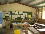 Школа — один из классов — вид внутри