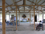 Церковь — вид внутри
