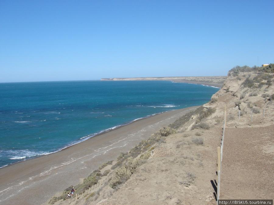Полуостров Валдес Пуэрто-Мадрин, Аргентина