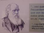 Жестокие условия жизни для человека сохранили для науки этот полуостров.... Дарвин
