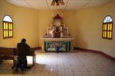 В церкви Моягальпы