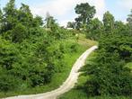 Дорога не имеет асфальта (кроме десяти километров под Ванимо)