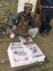 Газеты из столицы (Порт-Морсби)