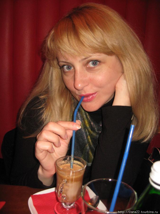 Европейские кофейни на одесский манер Одесса, Украина